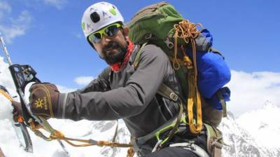 Pakistani Mountaineer Mirza Ali makes history, scales seven peaks across seven continents