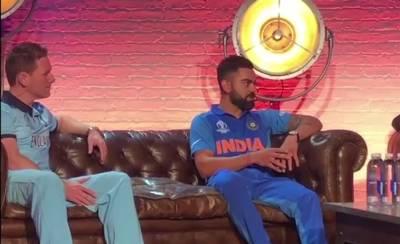 Indian Skipper Virat Kohli breaks silence over World Cup match against Pakistan