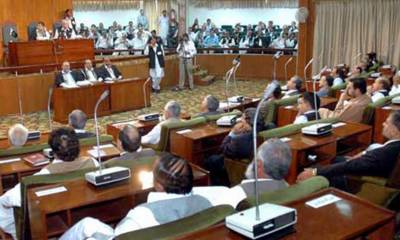 AJK Cease Fire Line Incident Relief (Amendment) Act, 2019 approved