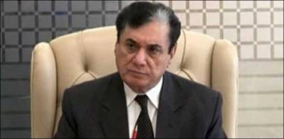 Chairman NAB breaks silence over the blackmailing tactics by private TV Channel