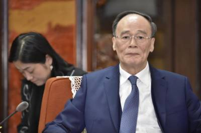 Chinese Vice President Wang Qishan arriving in Pakistan, new contracts and MoUs along with inaugurations