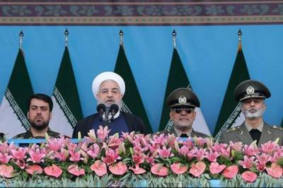 Iran will not surrender before US even if bombed