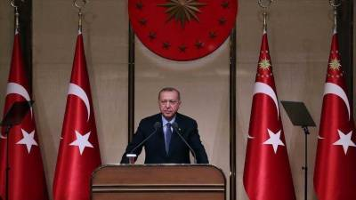 Muslim world is in desperate need of peace, tranquility & serenity: Erdogan