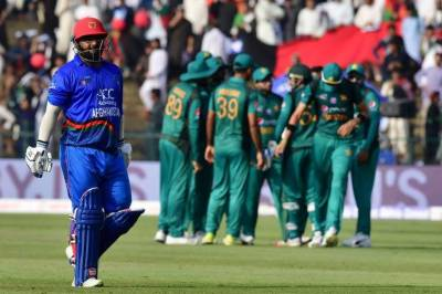 One-day warm up match: Pakistan to face Afghanistan today