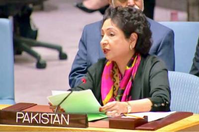 Pakistan chastises India at the United Nations