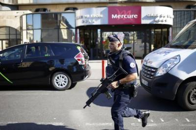 Bomb blast in France, several injured reported