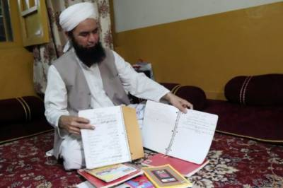 Pakistani religious teacher of American Taliban responds over his release from US prison