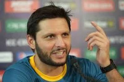 Shahid Afridi's advice to the Pakistan cricket team ahead of the World Cup