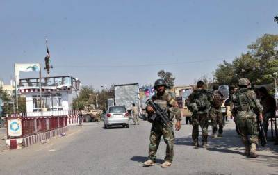 Afghan Taliban storm police security checkpost, killing number of soldiers
