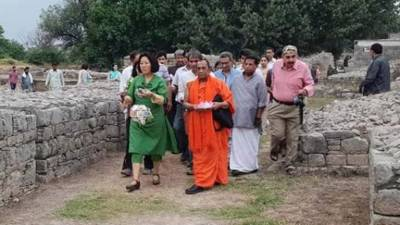 Buddhist trail: Federal government takes unprecedented initiative for religious tourism in Pakistan