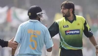 Former skipper Shahid Afridi lashes out at disgruntled Gautam Gambhir