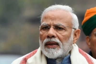 India PM Modi calls for bridging trust deficit with Pakistan