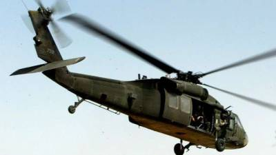 Military Helicopter crash kills five Navy officials