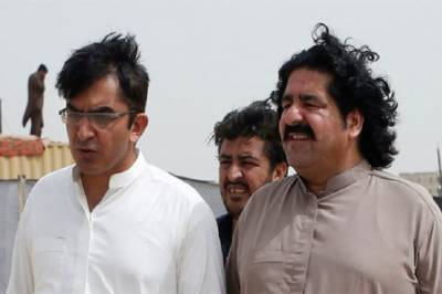 PTM leaders true face exposed, replace the job of paid terrorists from across the Durand Line