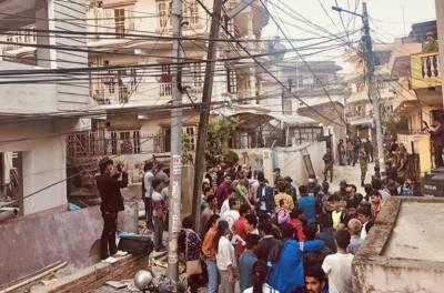 Triple blasts in Kathmandu, number of casualties reported