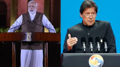 What did PM Modi tell PM Khan in his 3 minutes and 21 seconds telephonic call?