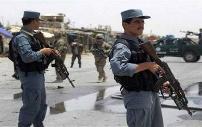 4 Police officers killed in Taliban attack in Afghanistan