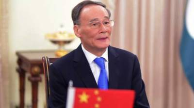 Chinese Vice President to attend two ceremonies in Lahore today