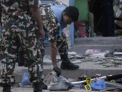 Four killed in three separate explosions in Nepal's capital