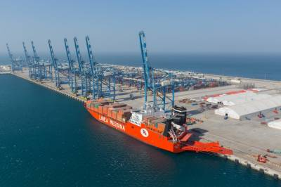 Gwadar Port to have Pakistan's largest Shipyard, first one in entire Gulf region