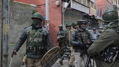 Indian forces go on rampage, damage houses, shops in Occupied Kashmir