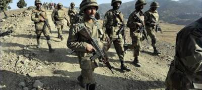 One soldier embraces martyrdom in North Waziristan terrorist attack