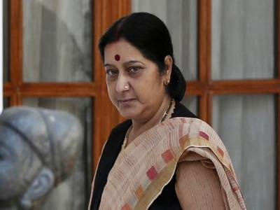 Pakistan makes a rare exception for the Indian EAM Sushma Swaraj