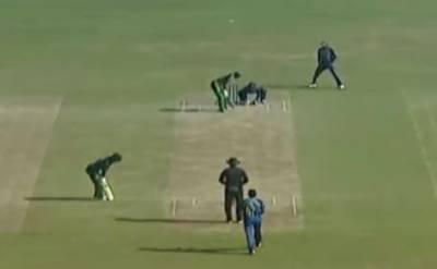 Sri Lanka beat Pakistan by 26 runs in first Youth ODI