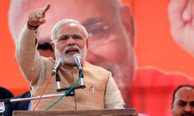 Terror returns as Modi wins