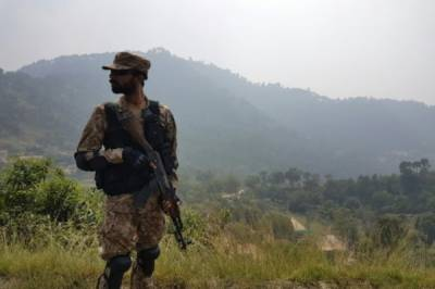 Troops repulsed terrorists raid on Makki Garh post, North Waziristan: ISPR