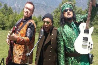 (VIDEO): Pakistan's Sufi rock band 'Junoon' makes a comeback with Cricket World Cup anthem