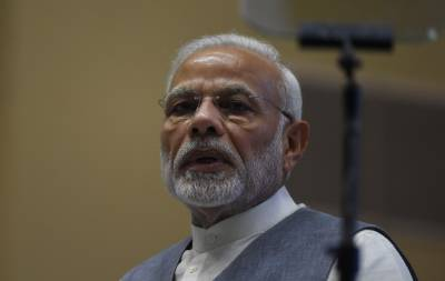 New India government suffers double economy hit