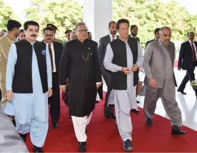 Pakistan President Dr Arif Ali impeachment call surfaced