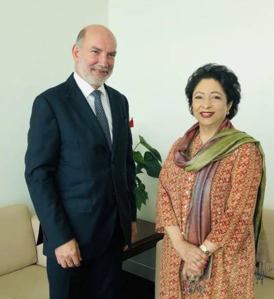 90% natural disasters faced by Pakistan can be attributed to climate change: Maleeha