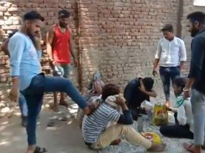 In yet another incident, Muslims attacked in India over eating beef
