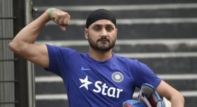 Indian off spinner Harbhajan Singh mocks and warns Pakistan ahead of World Cup clash