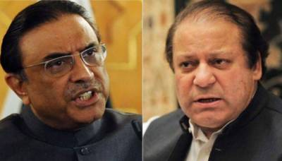 Nawaz Sharif, Asif Zardari meeting on cards