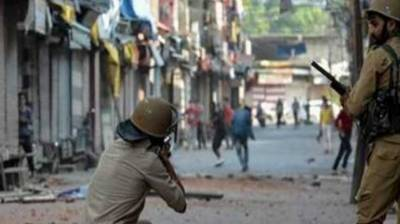 Occupied Kashmir: Indian troops martyr 34 Kashmiris in May