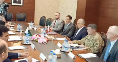 Pakistan and US discuss Afghanistan peace, regional security