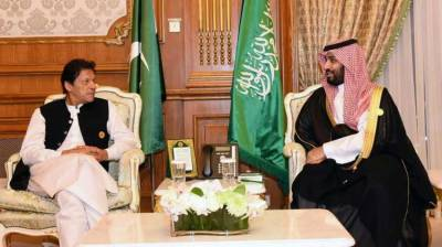 PM, Saudi Crown Prince discuss matters of mutual interests