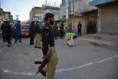 Three Terrorists killed, injured in encounter with Police
