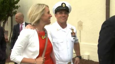 US Navy seal charged with war crimes released pending trial