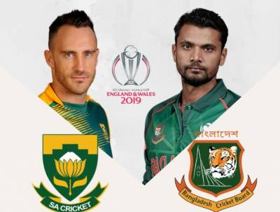World Cup 2019: Bangladesh to take on South Africa at London today