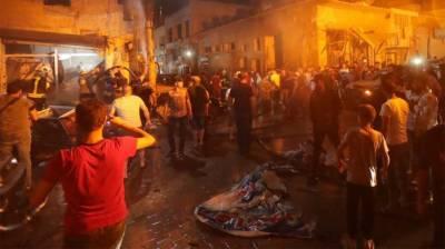 10 killed in Syria car bomb blast