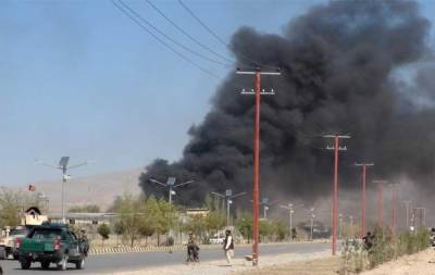 8 police officers killed in car bombing in Afghanistan