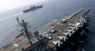 US media reveals real reasons for Pentagon deployment of Naval fleet near Iran
