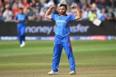 Afghanistan's Naib rues Shahzad World Cup injury blow