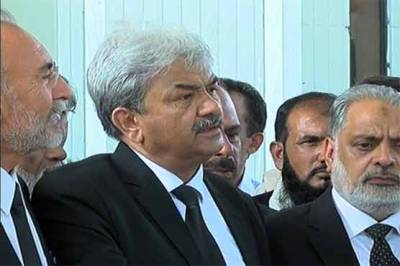 County wide protests by lawyers against PTI government
