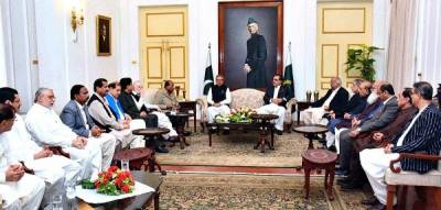 Govt's economic reforms agenda to come to fruition soon: President