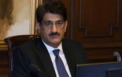 Provision of clean drinking water, sewerage system govt's top priority: CM Sindh